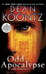 Dean Koontz's Odd Apocalypse Cover