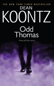 Dean Koontz's Odd Thomas Cover
